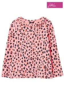 Vrúbkované tričko Joules Jasmine