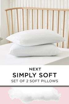 מארז 2 כריות Simply Soft