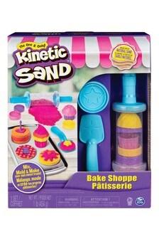 Kinetic Sand Bake Shop Playset