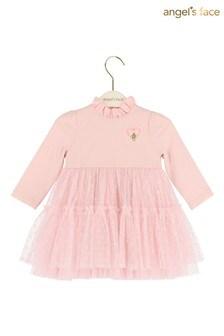Angel's Face Ballet Pink Dress