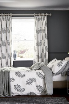 Bedeck Of Belfast Simone Duvet Cover and Pillowcase Set