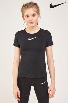 חולצת ספורט עם שרוול קצר של Nike Pro