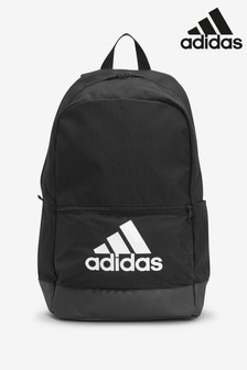 adidas Black Classic Badge Of Sport Backpack