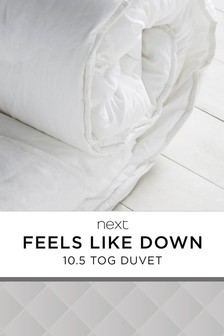 Feels Like Down 10.5 Tog Duvet