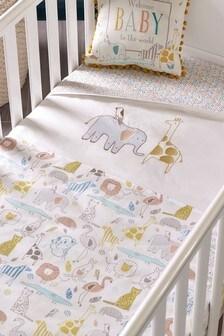 غطاء سرير Jungle Jamboree