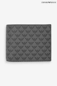 Emporio Armani Black Multi Wallet
