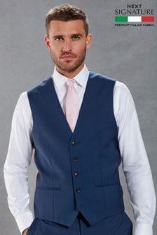 Tollegno Signature Suit: Waistcoat