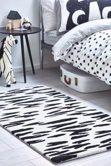 Myleene Klass monocrom Zebra Tufted Rug