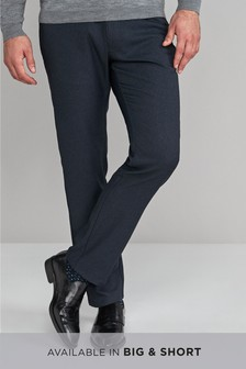 Puppytooth Jean Style Trousers