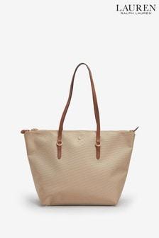 Lauren Ralph Lauren® Nylon Keaton Tote Bag