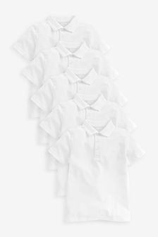 Cotton Polo Shirts (3-16yrs)