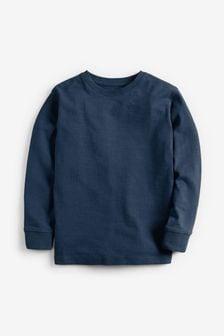 Pohodlné tričko s dlhými rukávmi (3 – 16 rok.)