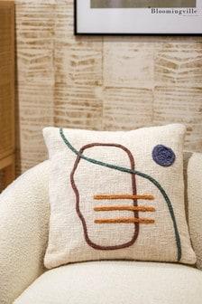 Bloomingville Natural Cotton Cushion