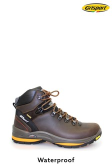 Grisport Saracen Brown Waterproof and Breathable Hiking Boots