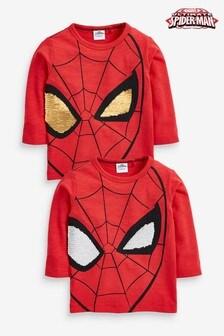 Tričko Spider-Man™ s flitrami (9 mes. – 8 rok.)