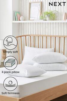 Simply Soft枕頭4件組