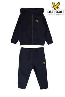 Lyle & Scott Zip Hoody & Sweat Jogger Set