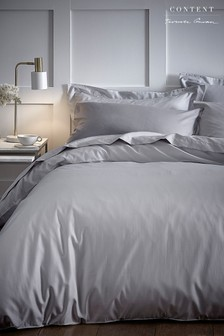 Modal Cotton Extra Deep Fitted Sheet by Content by Terence Conran