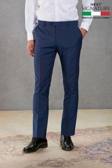 Tollegno Signature Suit: Trousers