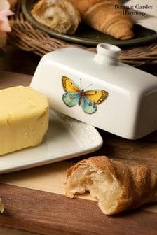 Portmeirion Botanic Garden Harmony Butter Dish