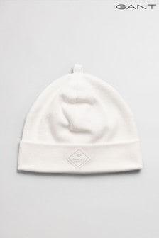 GANT嬰兒裝不開檔有機棉無邊便帽