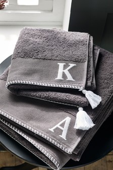 Alphabet Hand Towel