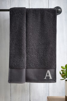 Alphabet Bath Towel