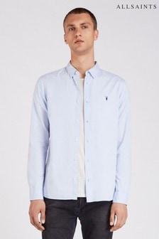AllSaints Redondo Slim Fit Shirt