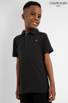 Calvin Klein Golf Newport Poloshirt für Jugendliche