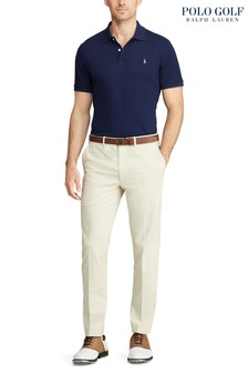 Polo Golf by Ralph Lauren Slim Fit Stretch-Chinohose, Sand