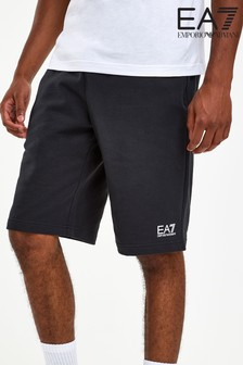 Трикотажные шорты Emporio Armani EA7