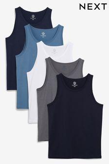 Vests Five Pack (639456) | $42