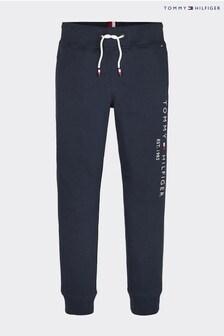 Pantalon de jogging Tommy Hilfiger bleu incontournable