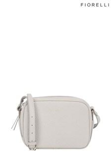 Кремовая сумка с длинным ремешком Fiorelli Beau
