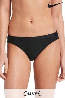 Nike Black Sport Bikini Bottom