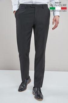 חליפה של Signature דגם Tollegno: מכנסיים