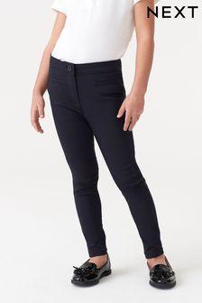 Úzke strečové nohavice (3 – 16 rok.)