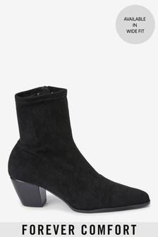Ponožkové čižmy vo westernovom štýle Forever Comfort®