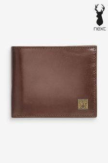 Extra Capacity Logo Wallet