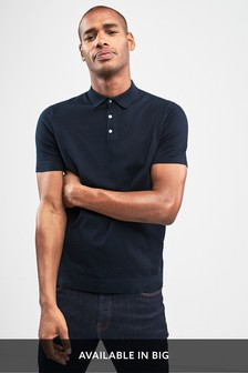Cotton Knitted Polo
