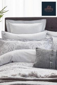 Bedeck Of Belfast Silver Saffi Oxford Pillowcase