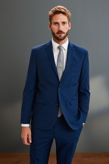 Tollegno Signature Suit: Jacket