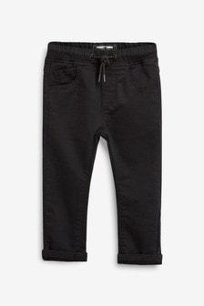 Pantalon en jersey à enfiler (3 mois - 7 ans)