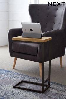 Bronx Laptop Side Table