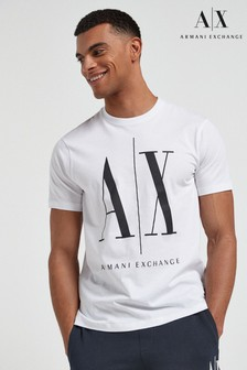 Armani Exchange Icon Logo T-Shirt