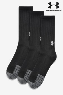 Under Armour Crew Socks Three Pack