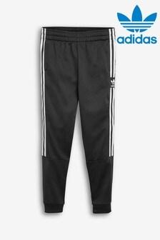 adidas Originals Black Lock Up Joggers