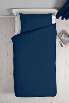 Antibakterijsko navaden Dye duvet pokrov in pillowcase Set