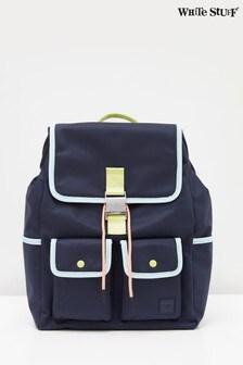 White Stuff Denim Riley Nylon Backpack