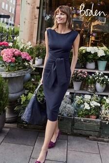 Elegantné modré šaty Boden Jessica